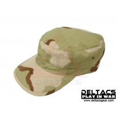 Deltacs Military Ranger Cap - 3 Color Desert